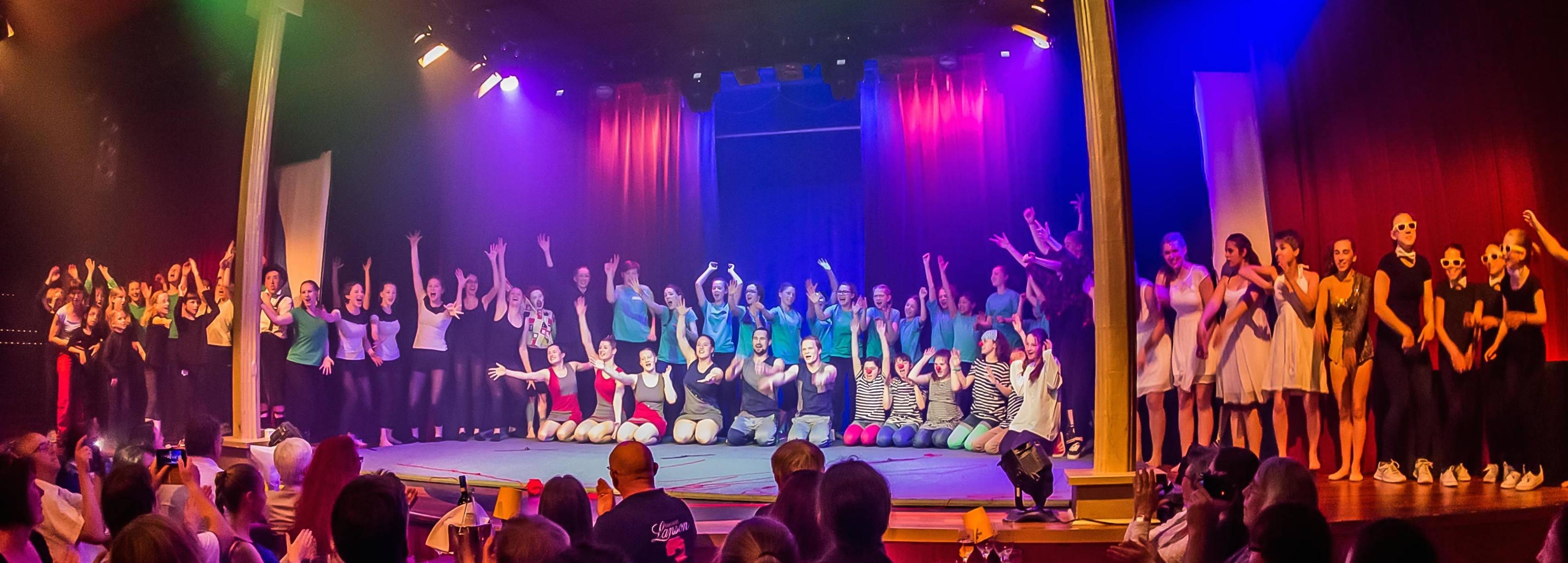 """12.06. – CircO: """"Rolle Rückwärts 11. Kinder- und Jugendzirkus Gala"""