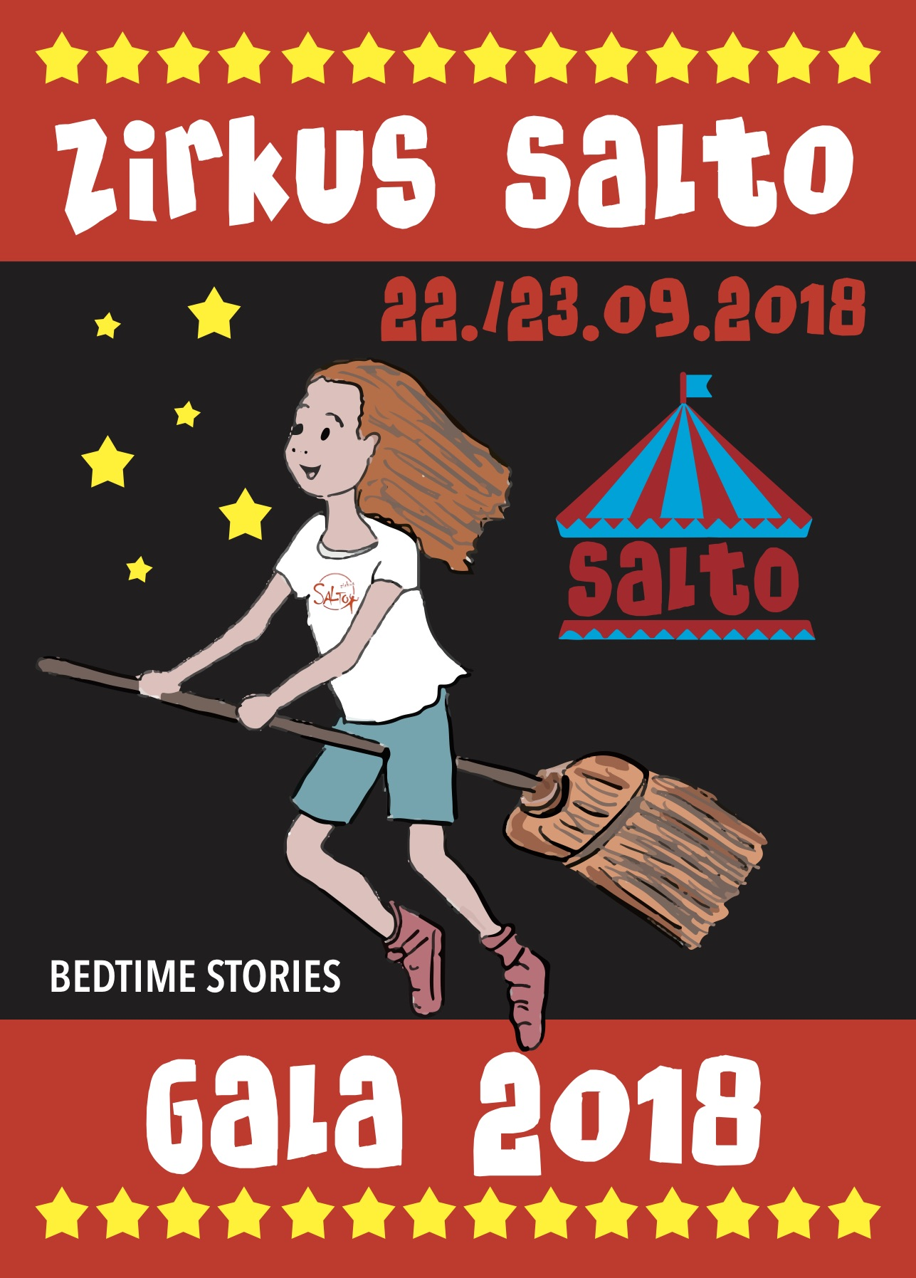 Bedtime Stories – Gala 2018