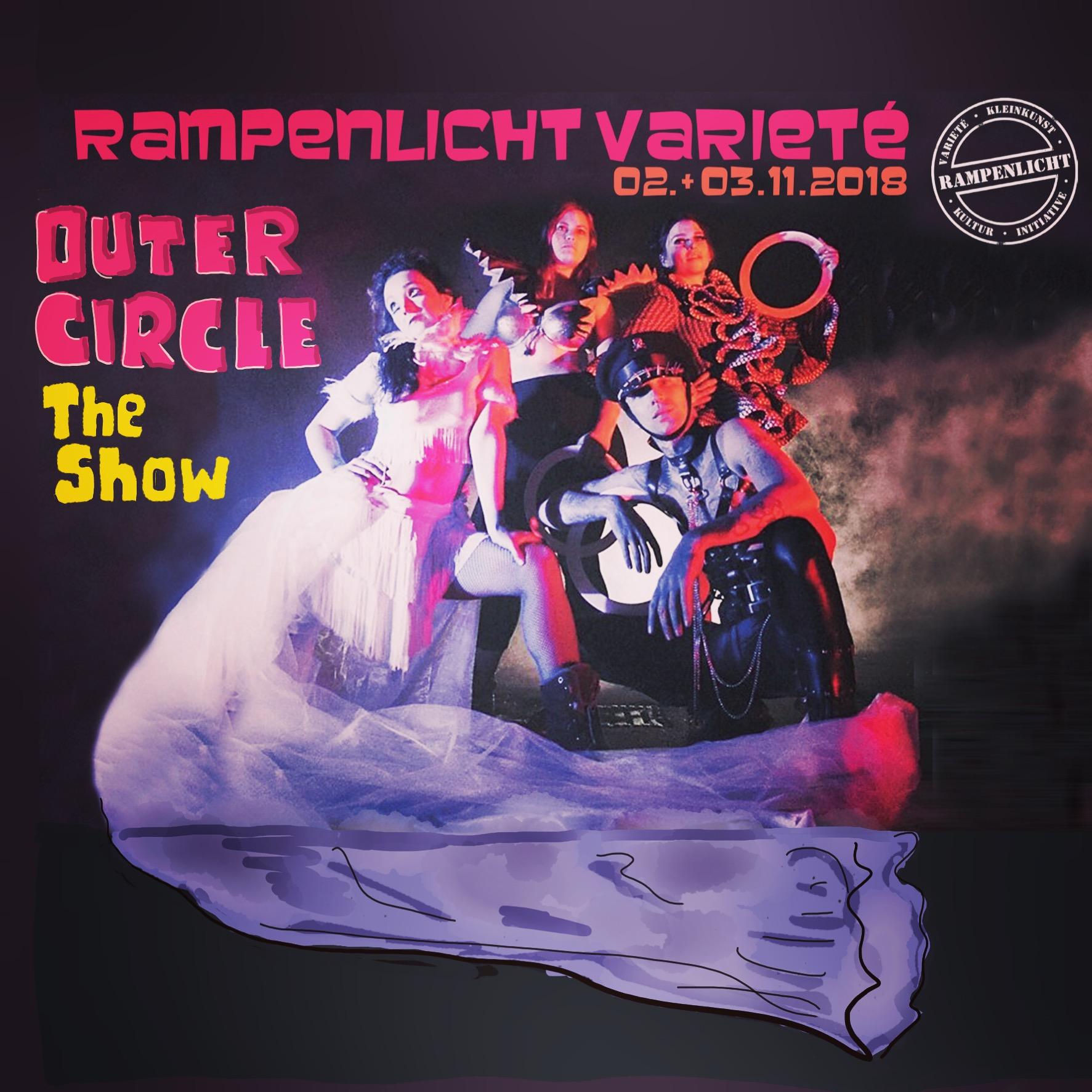 Rampenlicht präsentiert: Outer Circle – The Show