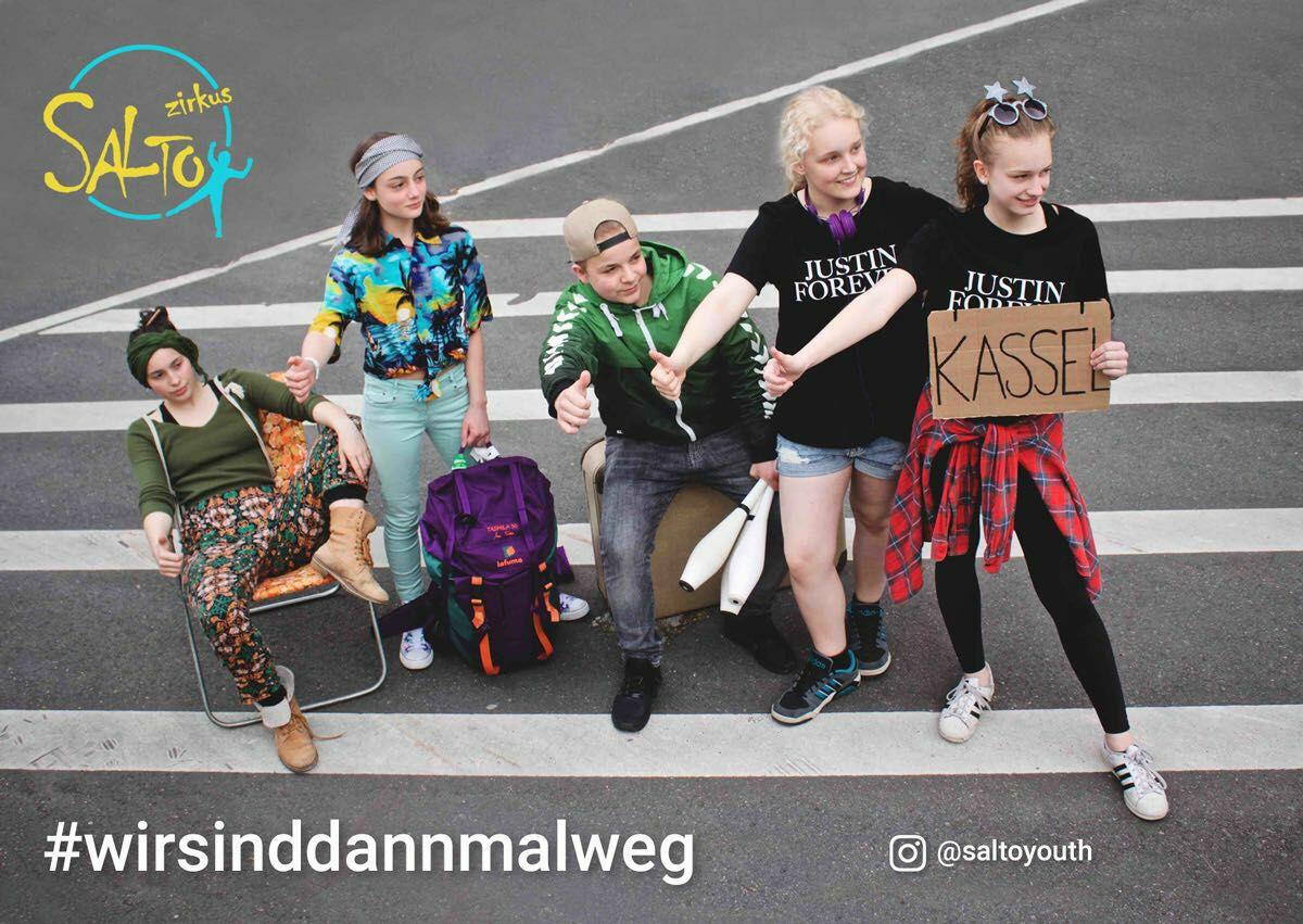 #WirSindDannWeg – Premiere des Jugendensembles 22.06.