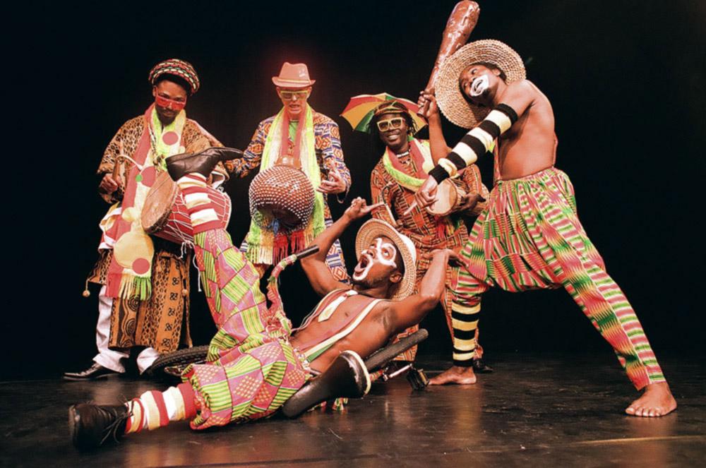 22.05. ADESA zu Gast bei Zirkus Salto